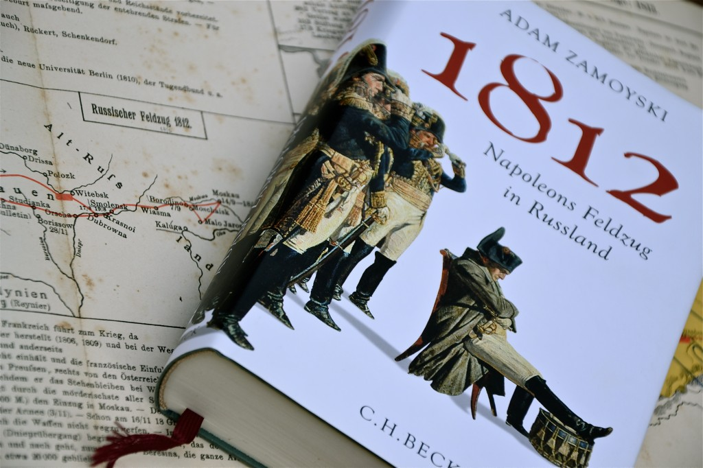 Adam Zamoyski: 1812 - Napoleons Feldzug in Russland