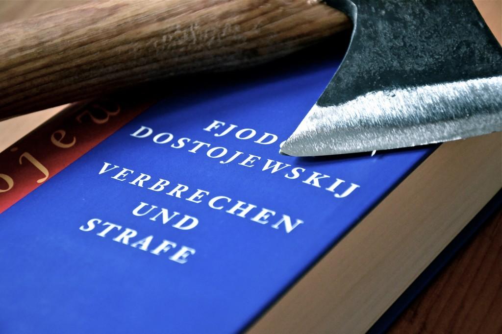 Fjodor M. Dostojewskij: Verbrechen und Strafe