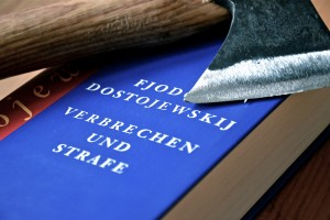 Dostojewskij, Verbrechen und Strafe