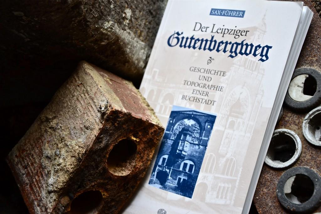 Durch das Graphische Viertel: Der Leipziger Gutenbergweg