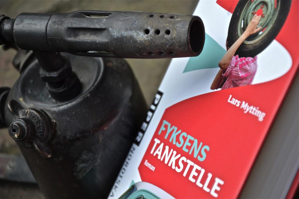 Lars Mytting: Fyksens Tankstelle