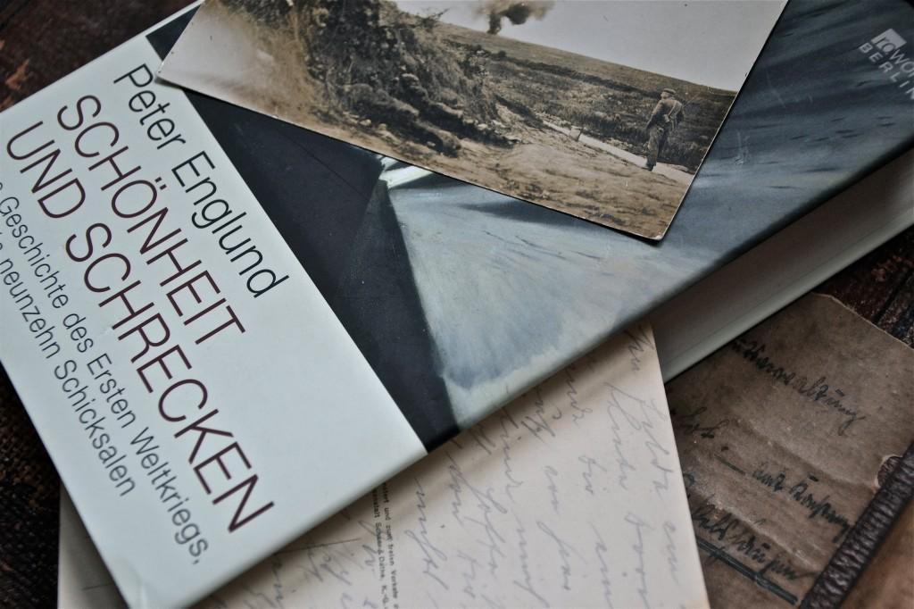 Peter Englund: Schönheit und Schrecken