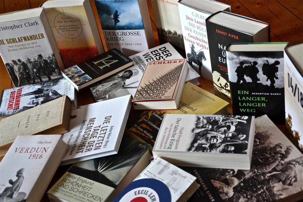 Leseliste Erster Weltkrieg