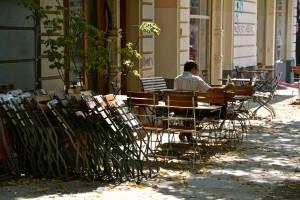 Cafe am Zionskirchplatz