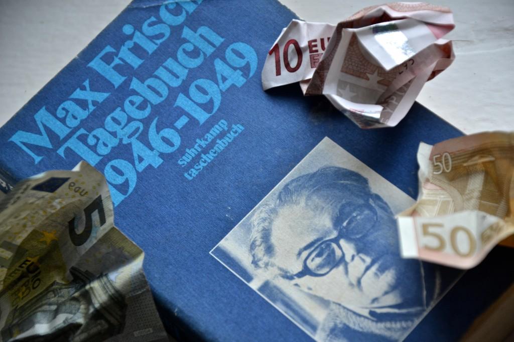 Max Frisch: Tagebuch 1946 - 1949