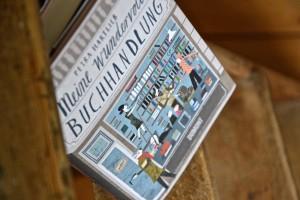Hartlieb, Wundervolle Buchhandlung