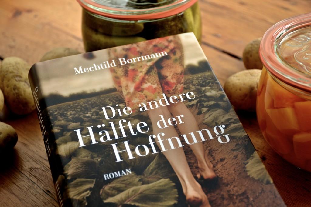 Mechtild Borrmann: Die andere Hälfte der Hoffnung