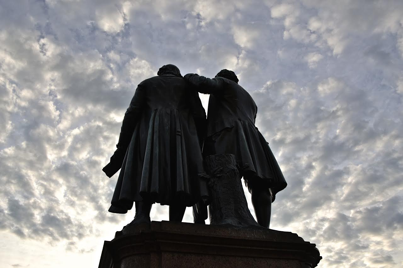 Weimar: Das Denkmal
