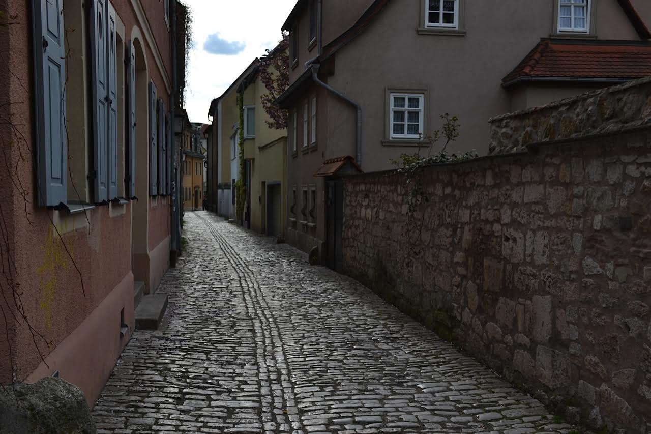 Weimar: Gasse