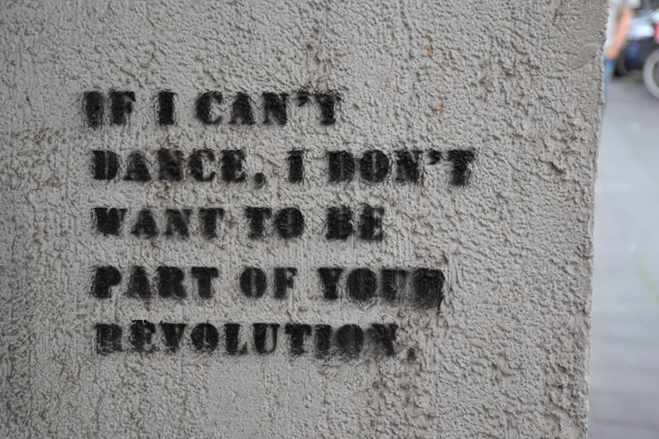 Ece Temelkuran: Was nützt mir die Revolution, wenn ich nicht tanzen kann?