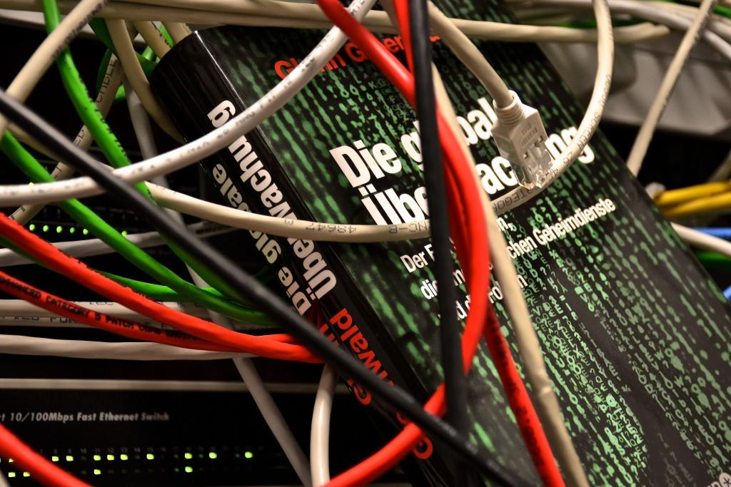 Glenn Greenwald: Die globale Überwachung - der Fall Snowden und die Geheimdienste