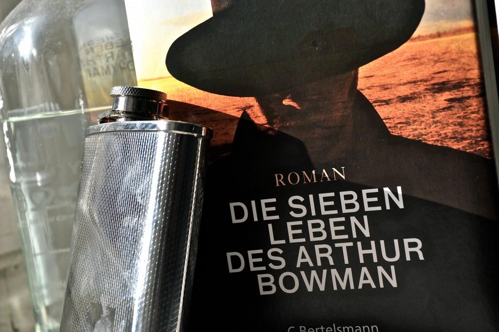 Antonin Varenne: Die sieben Leben des Arthur Bowman