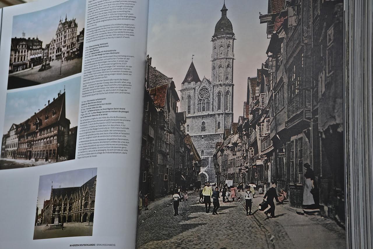 Deutschland um 1900 - Ein Portraet in Farbe: Braunschweig