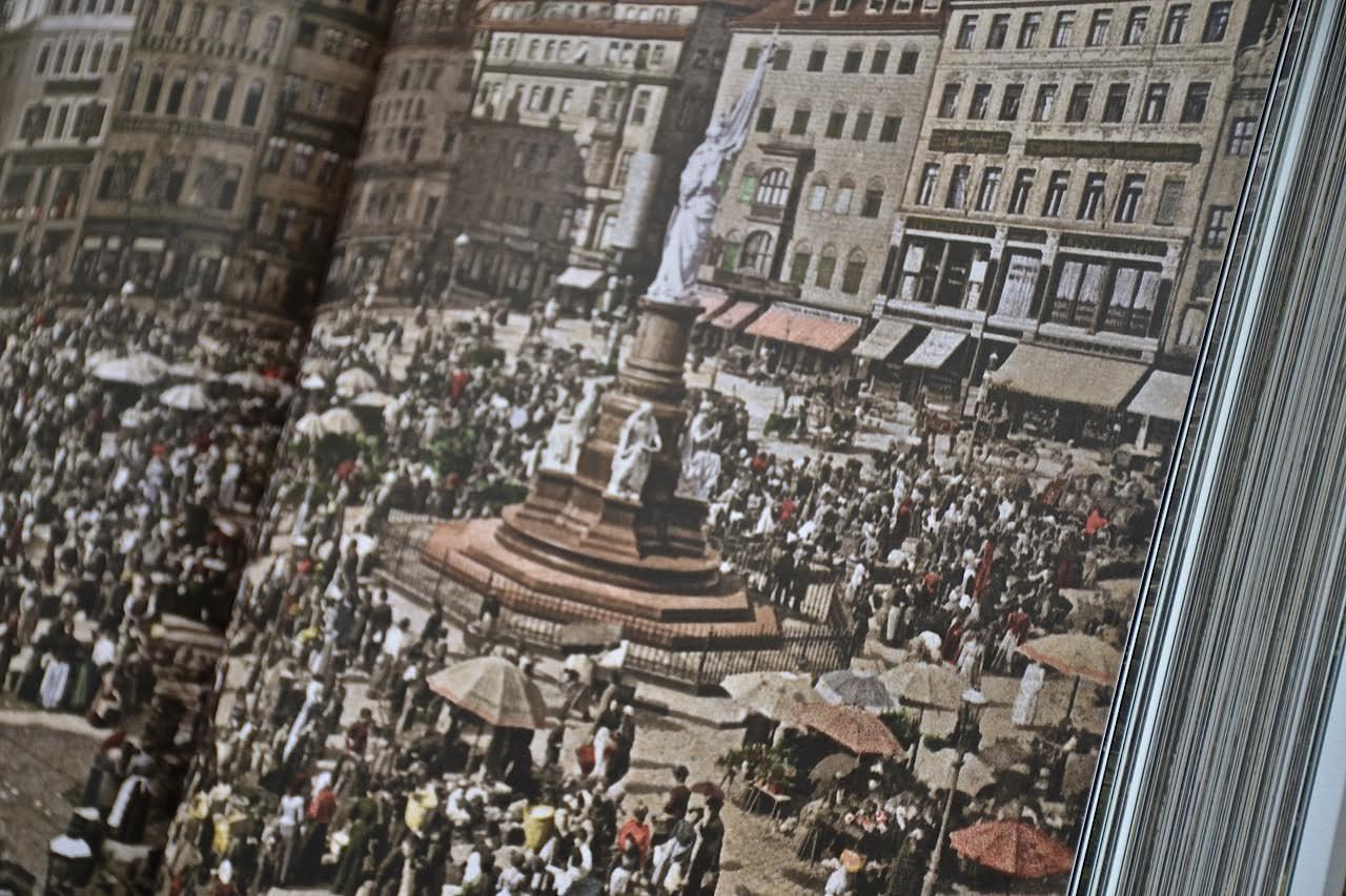 Deutschland um 1900 - Ein Portraet in Farbe: Dresden