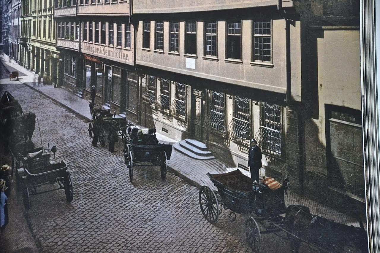 Deutschland um 1900 - Ein Portraet in Farbe: Frankfurt