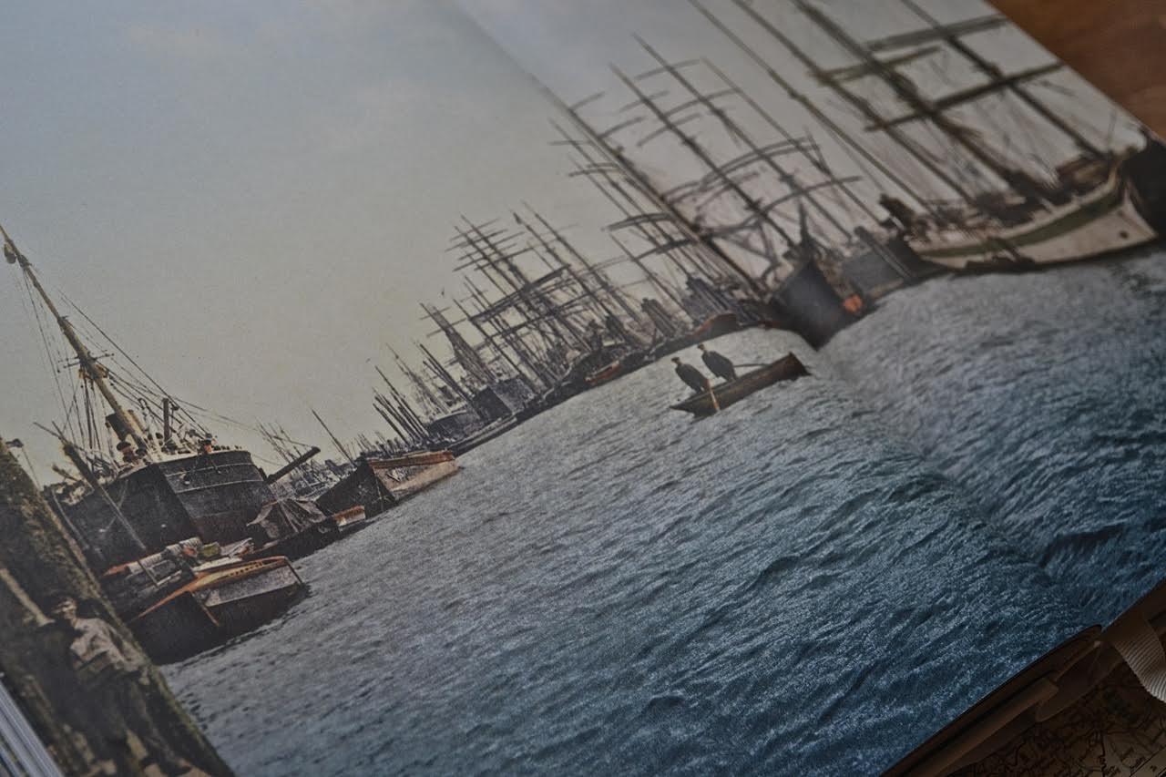 Deutschland um 1900 - Ein Portraet in Farbe: Hamburg