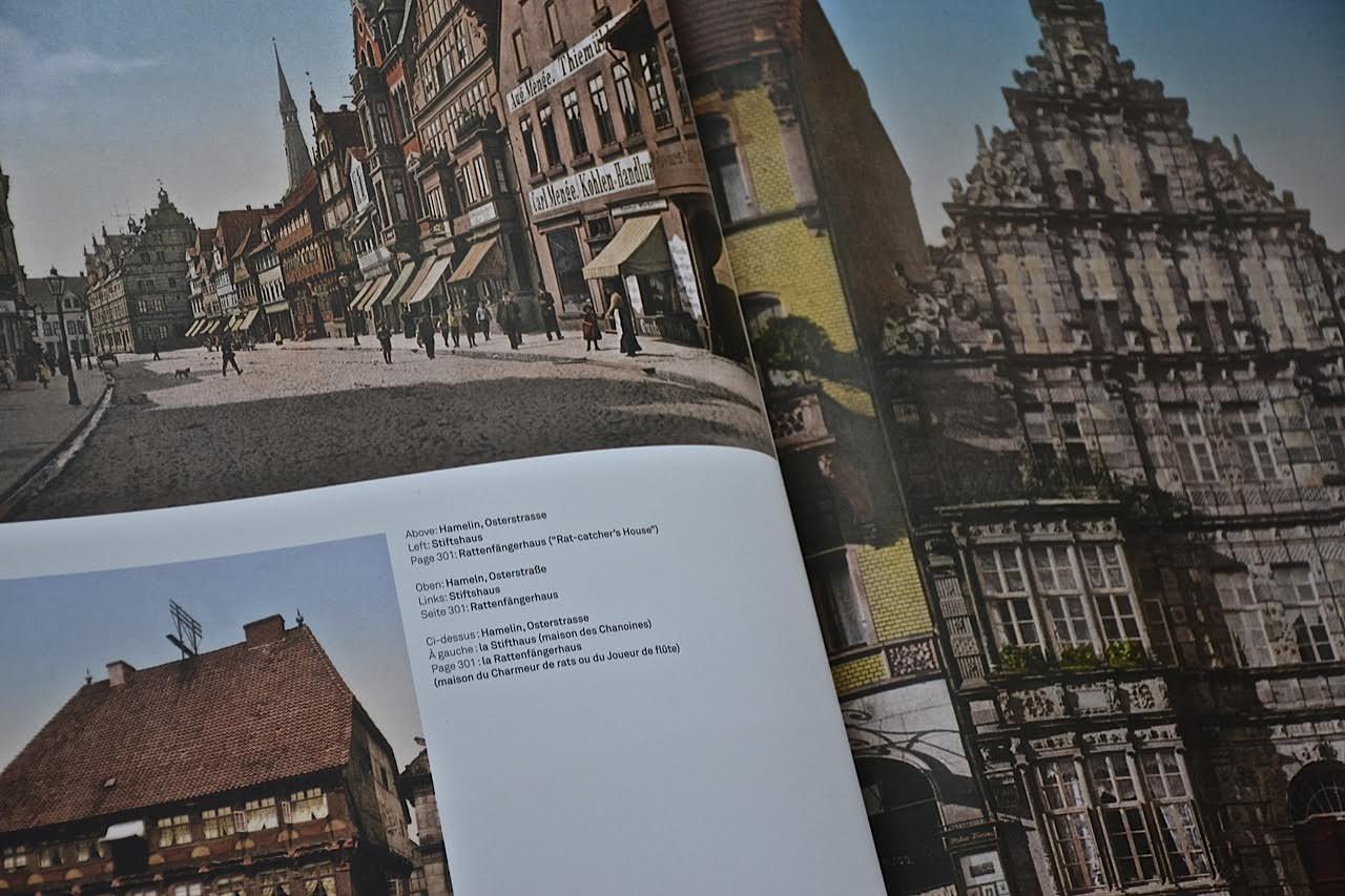 Deutschland um 1900 - Ein Portraet in Farbe: Hameln