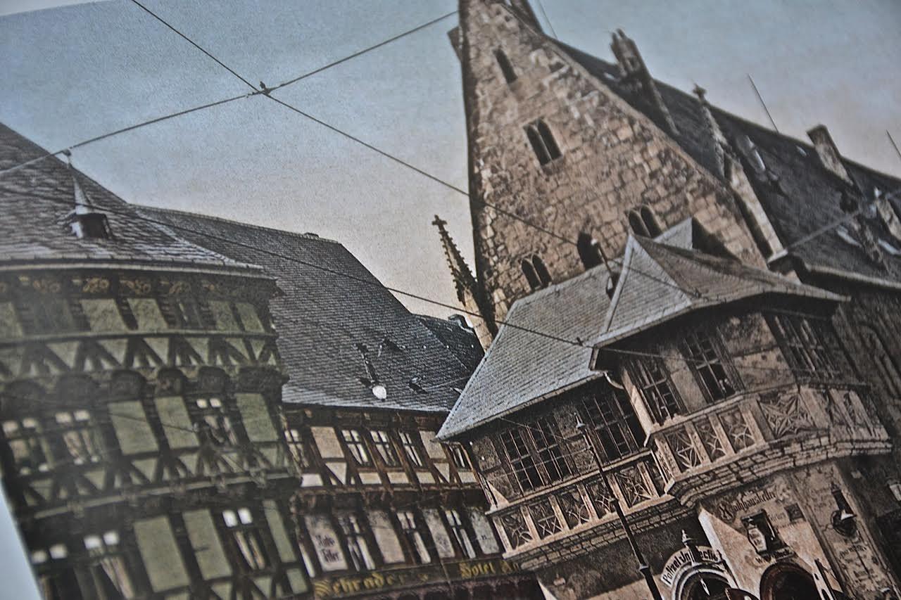 Deutschland um 1900 - Ein Portraet in Farbe