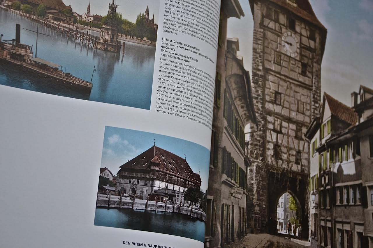 Deutschland um 1900 - Ein Portraet in Farbe: Konstanz