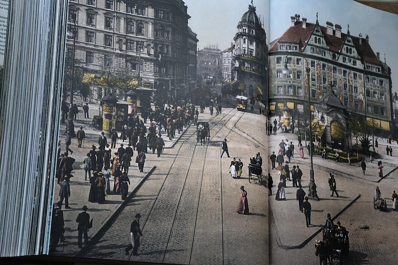 Deutschland um 1900 - Ein Portraet in Farbe: Muenchen