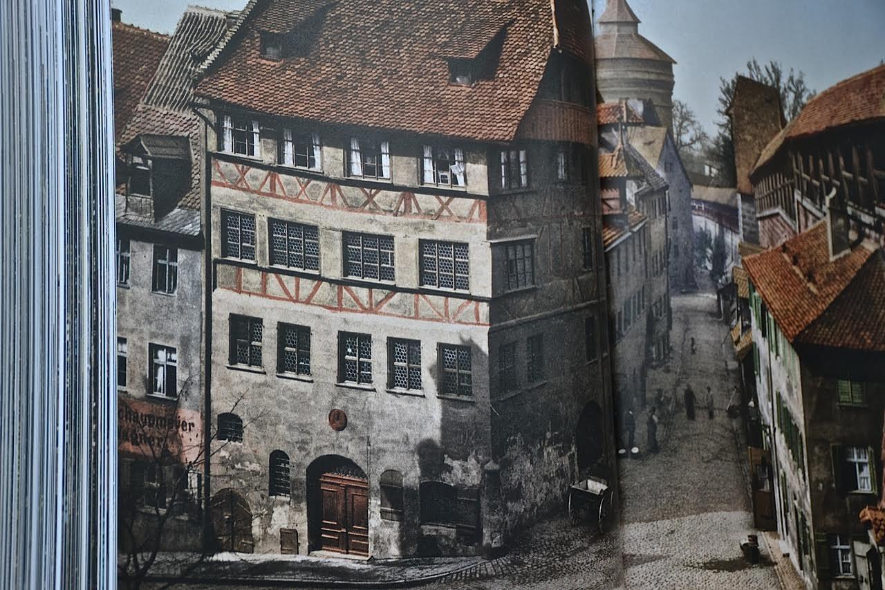 Deutschland um 1900 - Ein Portraet in Farbe: Nuernberg