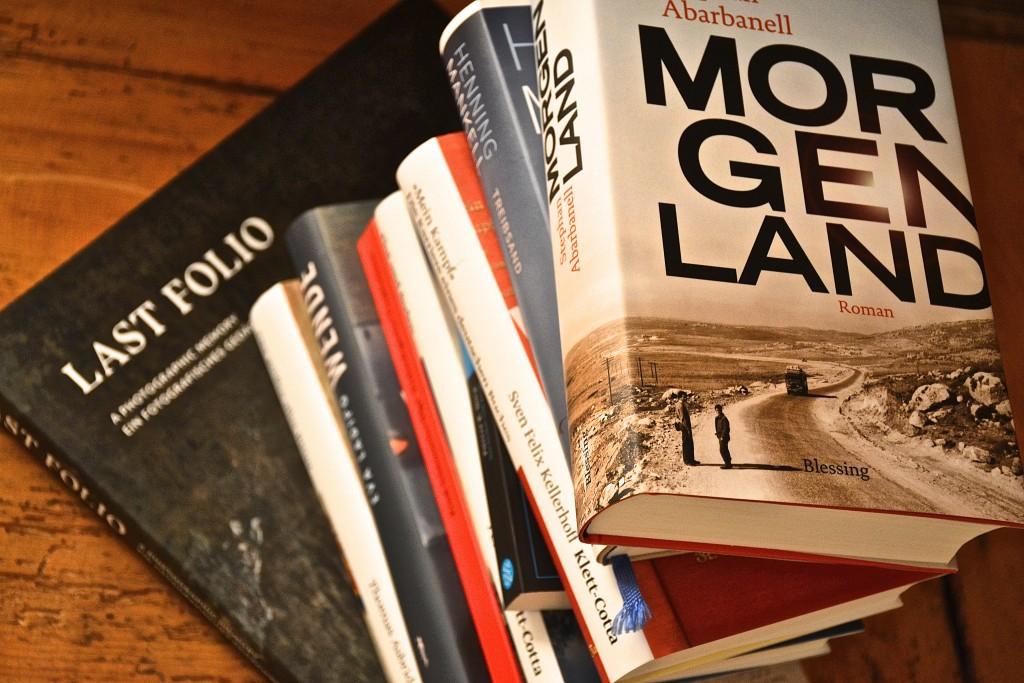 Neue Buchvorstellungen auf Kaffeehaussitzer: Viel Zeitgeschichte und neun Bücher, die mich beeindruckt haben.