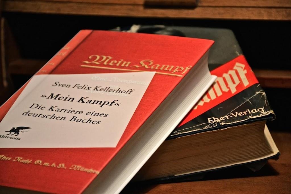 Sven Felix Kellerhoff: »Mein Kampf« - Geschichte eines deutschen Buches