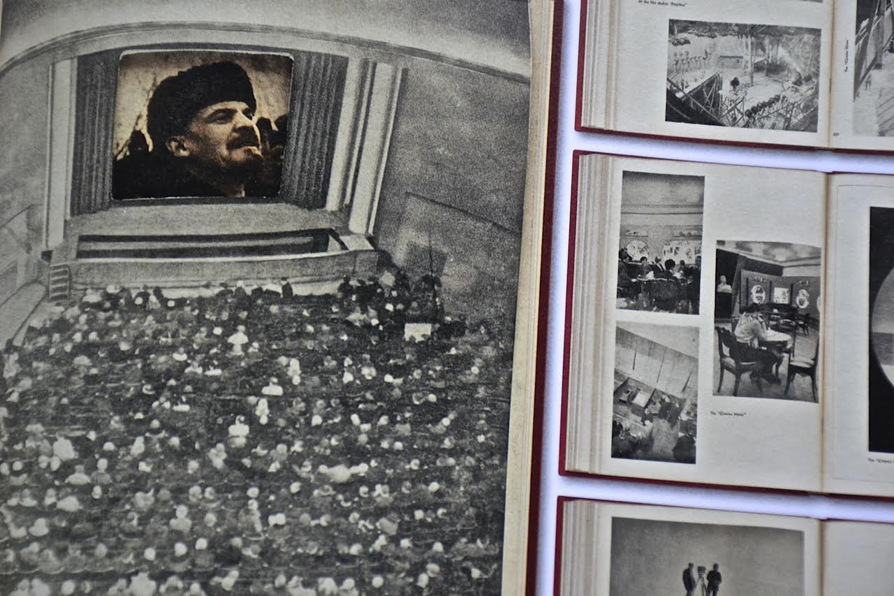 The Soviet Photobook 1920 - 1941