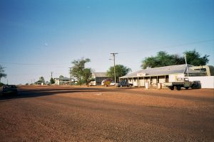 Australien: Siedlung im Outback