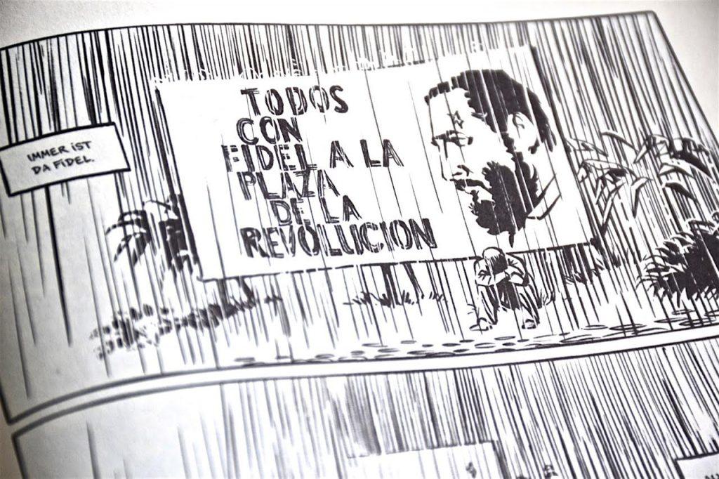 Aus Reinhard Kleist: Castro