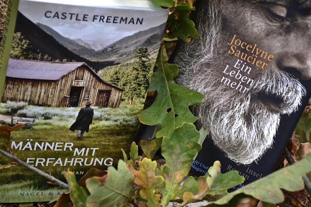 Jocelyne Saucier: Ein Leben mehr und Castle Freeman: Männer mit Erfahrung