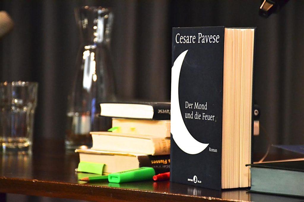 Zürich liest 2016: Buchvorstellung Cesare Pavese, Der Mond und die Feuer