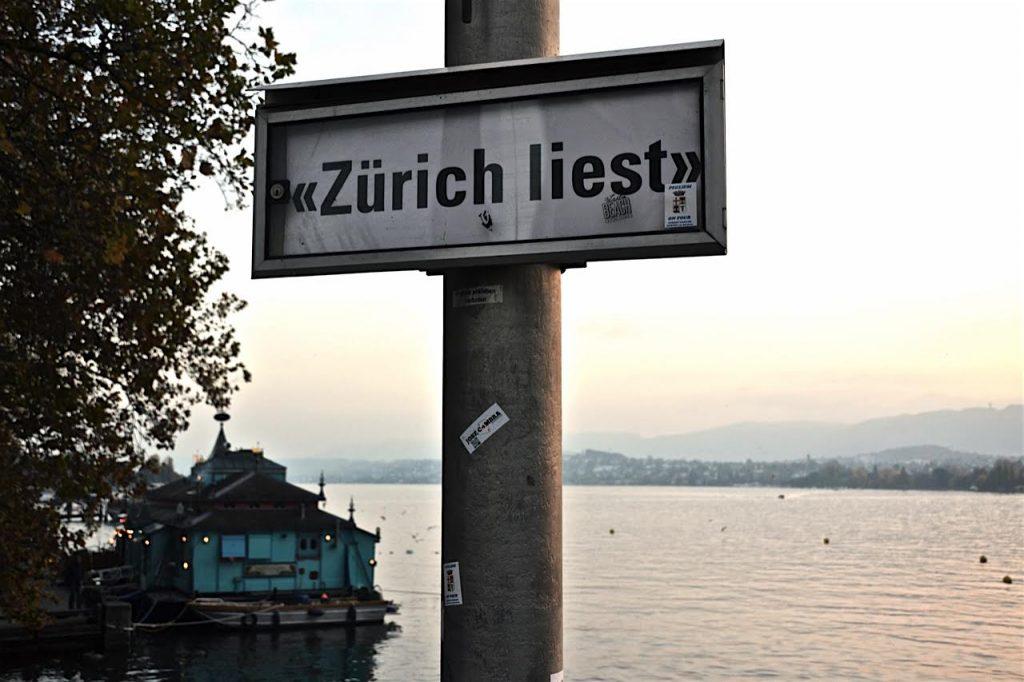 Zürich liest