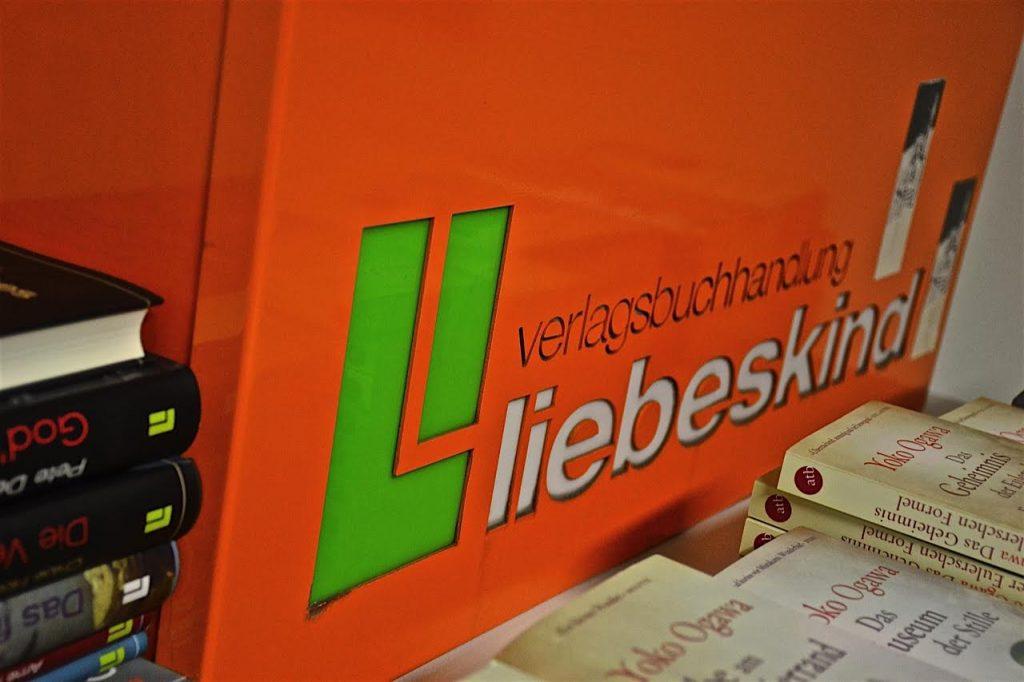 Besuch beim Liebeskind Verlag