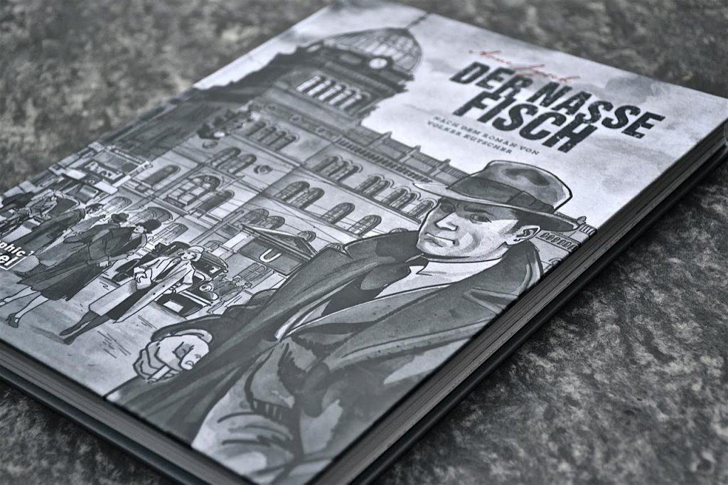 Arne Jysch und Volker Kutscher: Der nasse Fisch - Graphic Novel