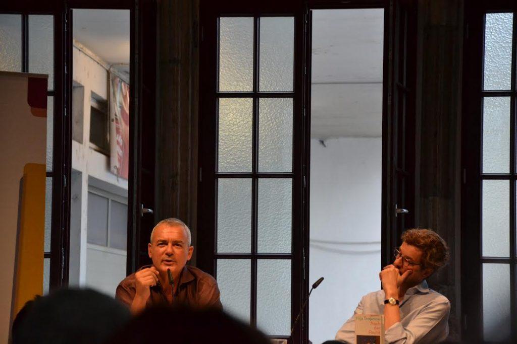 Ilija Trojanow: Nach der Flucht