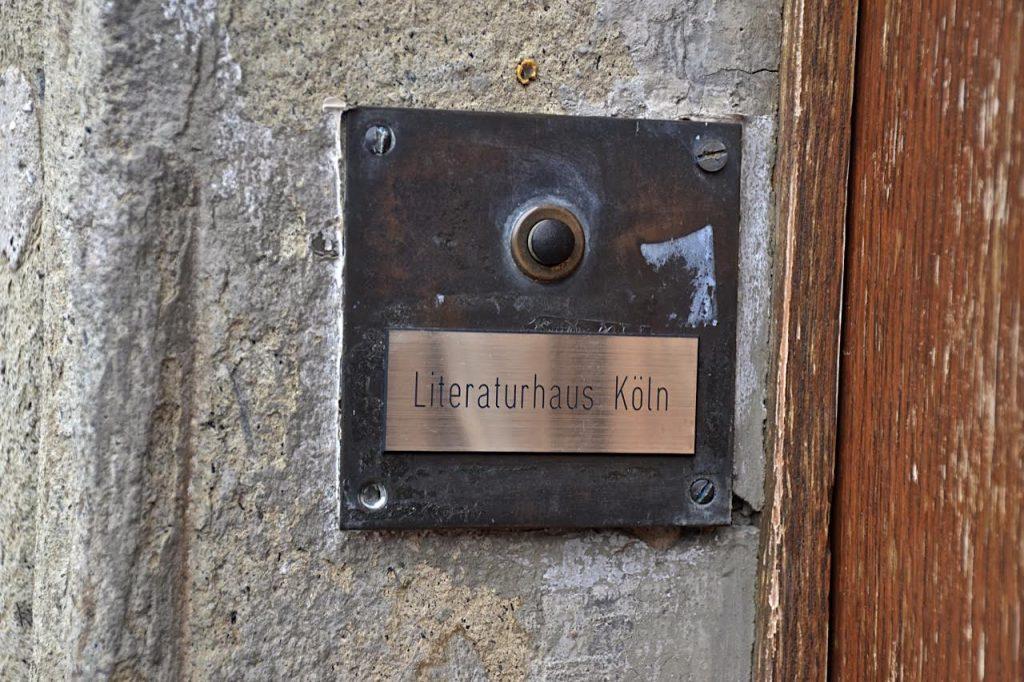 Ein Besuch im Literaturhaus Köln