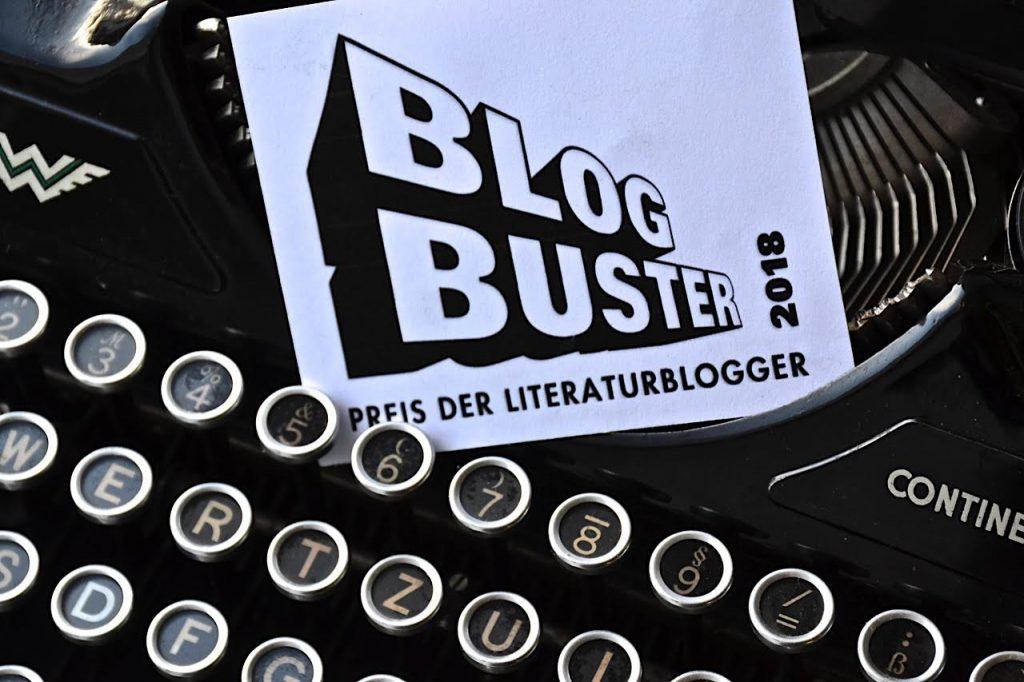 Blogbuster 2018: Kaffeehaussitzers Longlist-Titel