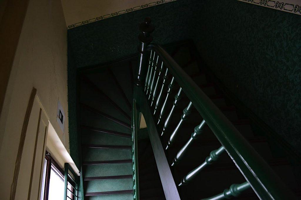Dunkelgruen, fast schwarz: Wohnzimmerlesung mit Mareike Fallwickl