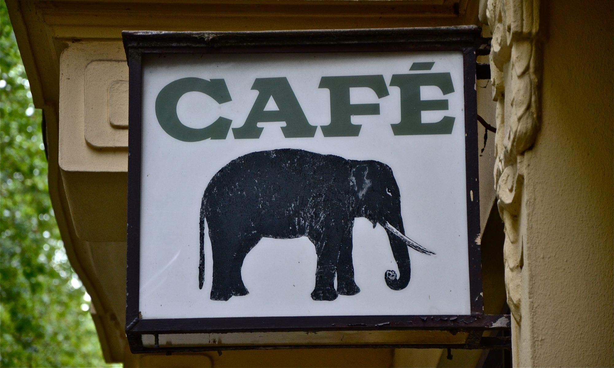 Kaffeehaussitzer