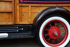 Ford-Model-A-Seitenansicht
