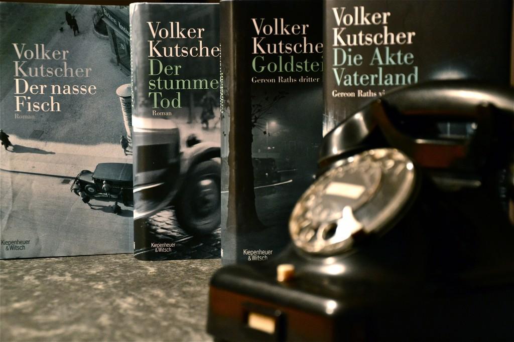Volker Kutscher: Die Gereon-Rath-Reihe