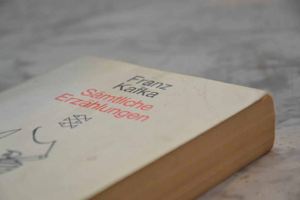 Franz Kafka: Saemtliche Erzaehlungen