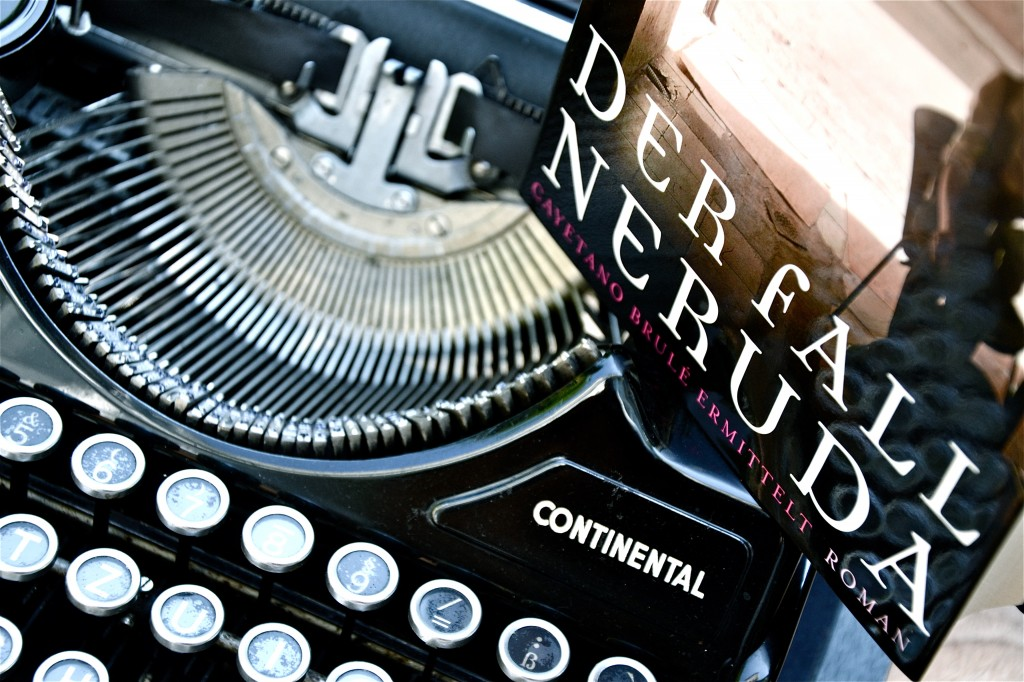 Roberto Ampuero: Der Fall Neruda