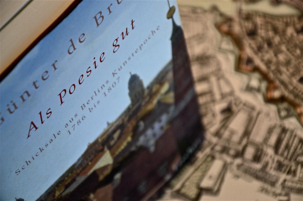 Guenter de Bruyn: Als Poesie gut