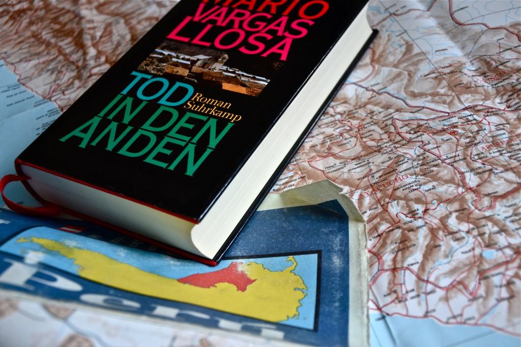 Mario Vargas Llosa: Tod in den Anden
