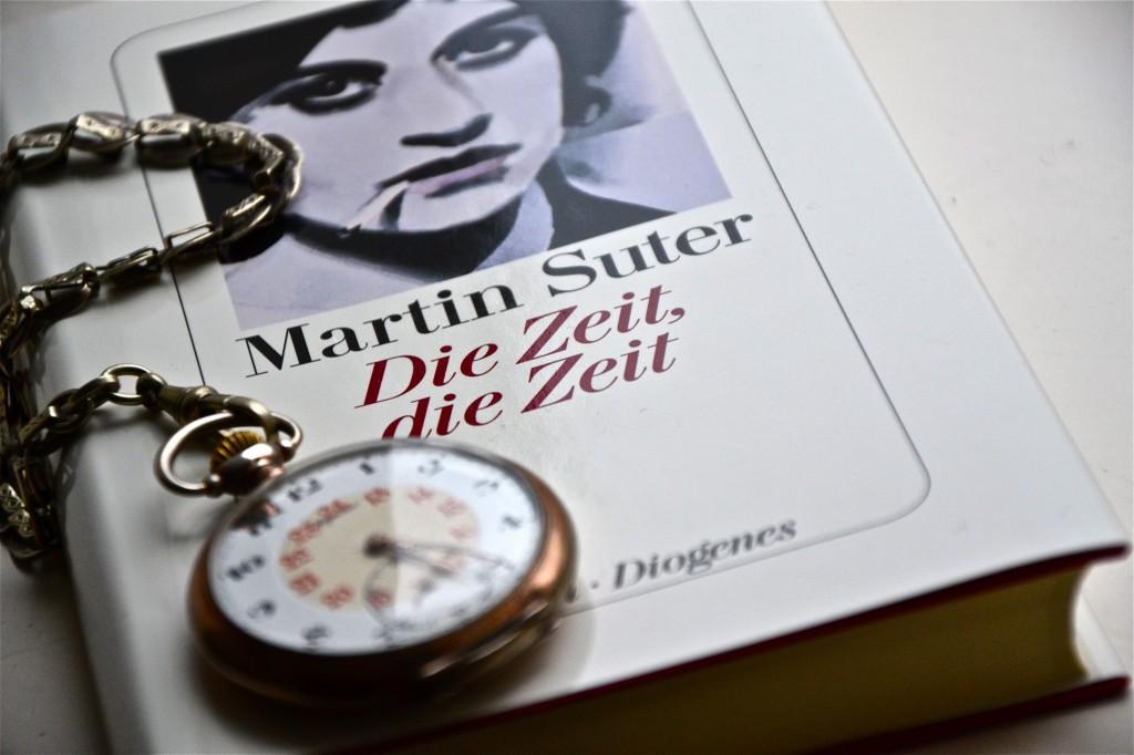 Martin Suter: Die Zeit, die Zeit