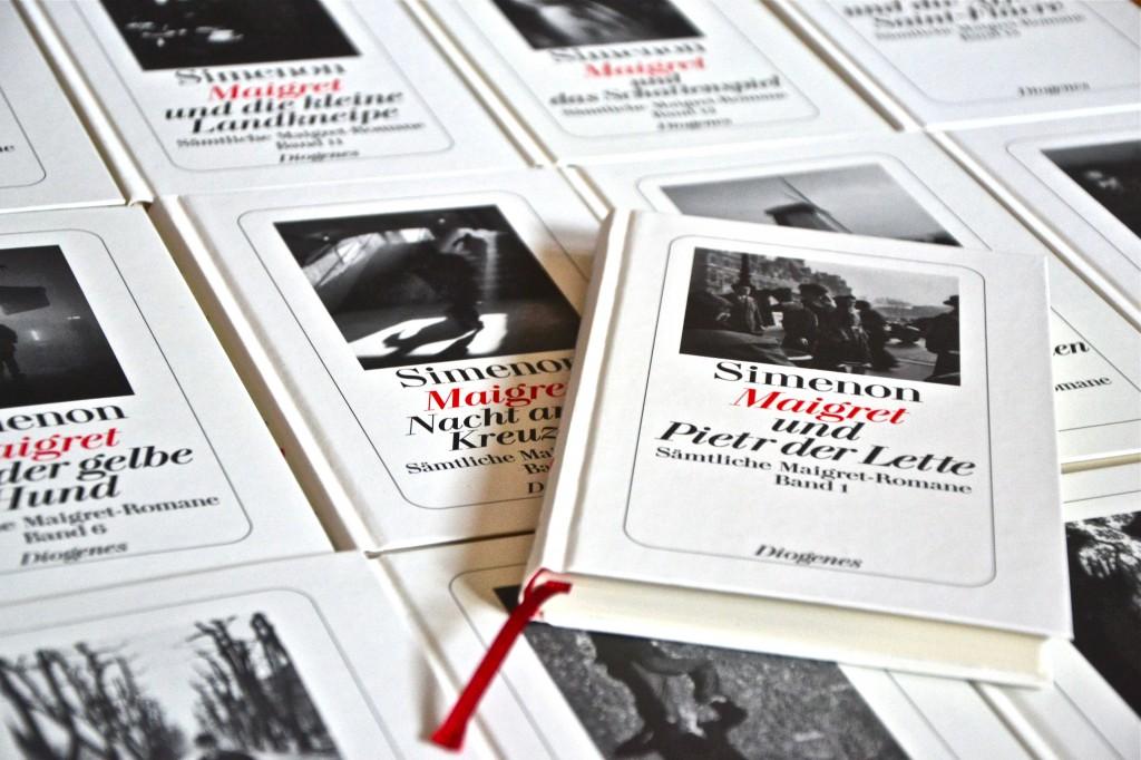 Georges Simenon: Die Maigret-Romane