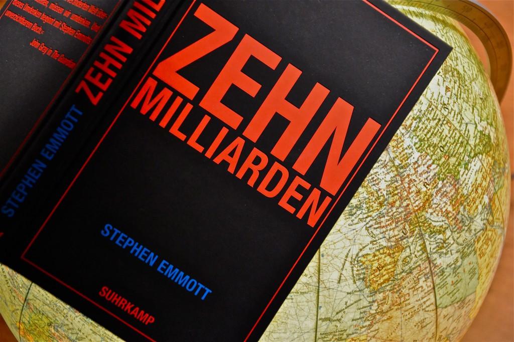 Stephen Emmott: Zehn Milliarden