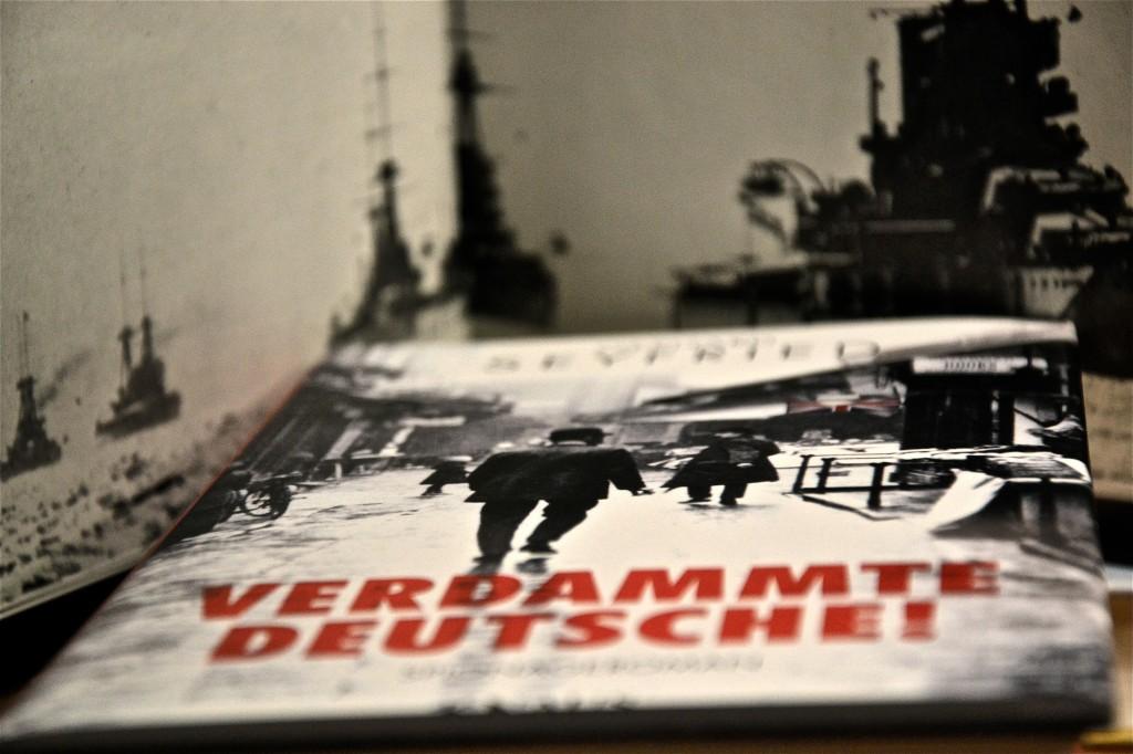 Gerhard Seyfried: Verdammte Deutsche